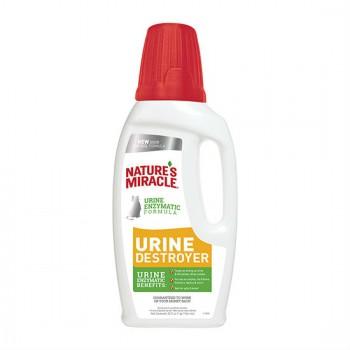 Nature's Miracle Уничтожитель мочи для кошек NM URINE DESTROYER JFC POUR, 946 мл