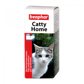 Beaphar / Беафар Капли «Catty Home» для приучения котят и кошек к месту, 10 мл