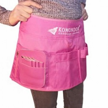 Komondor Пояс розовый, длина талии от 60 до 90 см