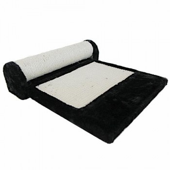 Pet Choice / Пет Чойс Когтеточка-коврик 36х42х24, черный