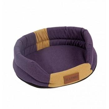 Katsu / Катсу ANIMAL 4 шт лежак для животных фиолетово-песочный