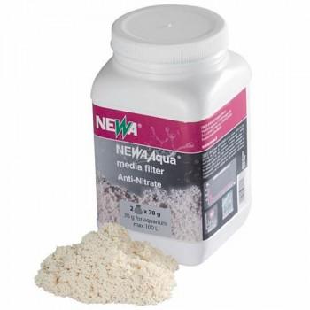 Newa Наполнитель для фильтра аквариума Aqua, антинитраты, 140 гр