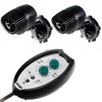 Newa Комплект Control + 2 помпы течения Wave 5900