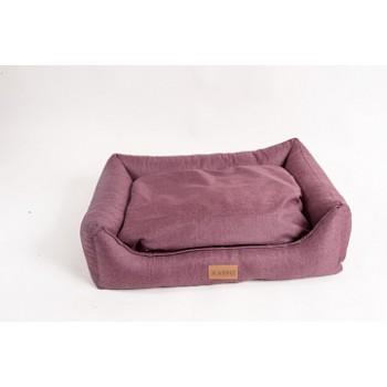 Katsu / Катсу SOFA OPI BIG SIZE 130х115х14 см лежак для животных бордовый