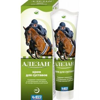 АВЗ ALEZAN крем для лошадей для суставов, 100 мл