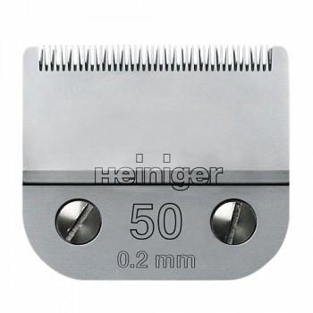 Heiniger Сменное лезвие для кошек 50/0.2 мм