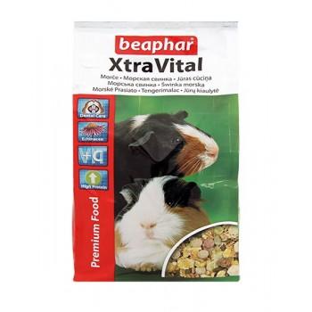 Beaphar / Беафар Корм «Xtra Vital Guinea pig» д/морских свинок, 1 кг