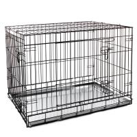 Triol / Триол Клетка 005-2K для животных c 2 дверцами, эмаль, 1070*700*795мм