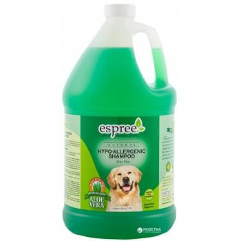 Espree / Эспри Гипоаллергенный шампунь для собак и кошек.Hypo-Allergenic Shampoo, 3780 мл