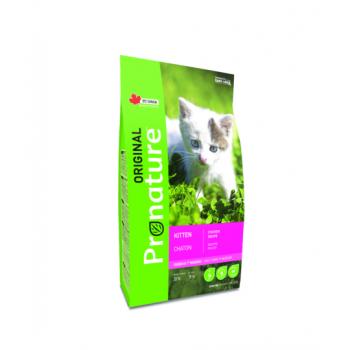 Pronature / Пронатюр Original сухой корм для котят, курица, 2.27 кг