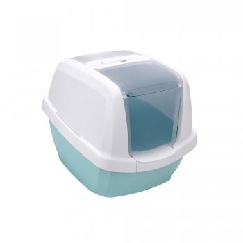 Imac / Имак туалет д/кошек закрытый MADDY, мятный, 62х49,5х47,5 см