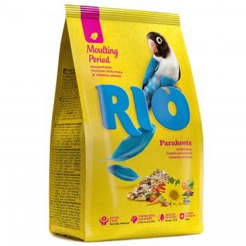РИО корм для средних попугаев в период линьки, 1 кг