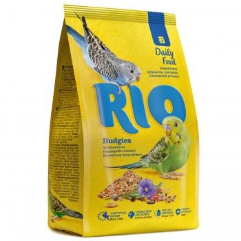 РИО корм для волнистых Попугайчиков, основной рацион, 1 кг