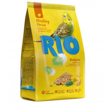 РИО корм для волнистых Попугайчиков в период линьки, 1 кг