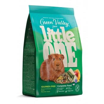 "Little One ""Зеленая долина"". Корм из разнотравья для морских свинок, 750 гр"