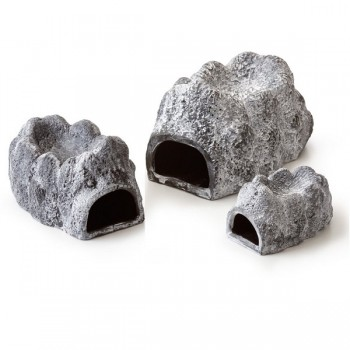 Exo Terra / Экзо Терра Влажная пещера Exo Terra Wet Rock Ceramic Cave Medium 16x10x6,5 см. PT3172