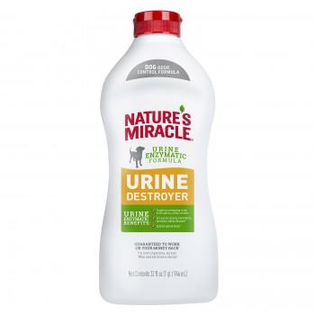 Nature's Miracle Уничтожитель мочи для собак NM URINE DESTROYER DOG POUR, 946 мл