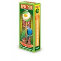 """Престиж """"Жесткие Палочки"""" лакомство для волнистых попугаев с яйцом, 150 гр"""