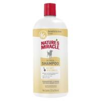 Nature's Miracle Шампунь с овсяным молочком, для собак NM SHAMPOO ODOR CONTROL OATMEAL, 946 мл