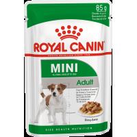 Royal Canin / Роял Канин для собак малых пород кусочки в соусе 85 гр.