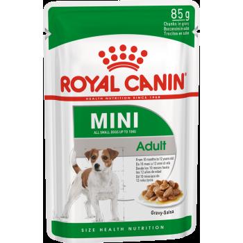 Royal Canin / Роял Канин для собак малых пород кусочки в соусе, 85 гр
