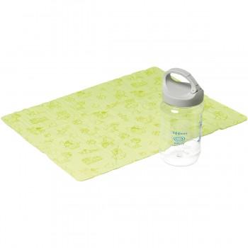 V.I.Pet 43х32 см полотенце эффект впитывающее и охлаждающее зеленое