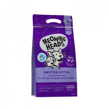 """Barking Heads / Баркинг Хедс Для Котят с Курицей и рисом """"Восторженный котенок"""", 1,5 кг"""