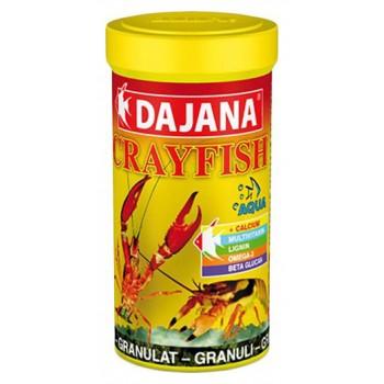 Dajana / Даяна Корм для раков CRAY FISH гранулы 100мл DP109A