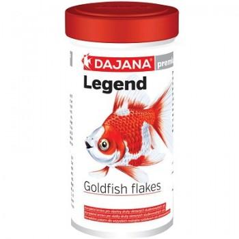 Dajana / Даяна Корм для рыб LEGEND GOLDFISH FLAKES хлопья 100мл DP017A1