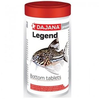 Dajana / Даяна Корм для рыб LEGEND BOTTOM TABLETS таблетки 250мл DP054B1