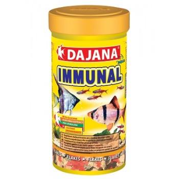 Dajana / Даяна Корм для рыб IMMUNAL FLAKES хлопья 100мл DP012A