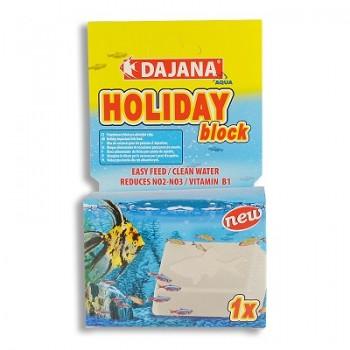 Dajana / Даяна Корм для рыб HOLIDAY BLOCK блок 35г 1шт/упк DP131A
