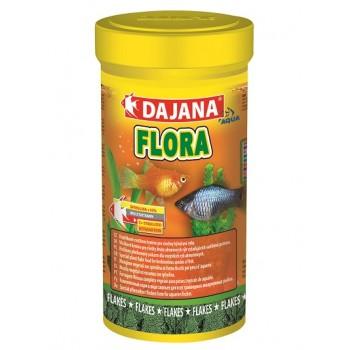 Dajana / Даяна Корм для рыб FLORA FLAKES хлопья 100мл DP006A