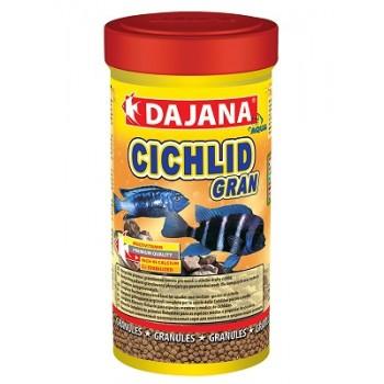 Dajana / Даяна Корм для рыб CICHLID GRAN гранулы 1000мл DP102D