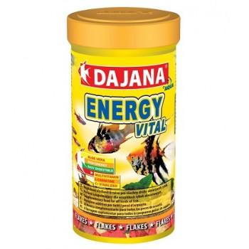 Dajana / Даяна Корм для рыб ENERGY VITAL FLAKES хлопья 100мл DP009A