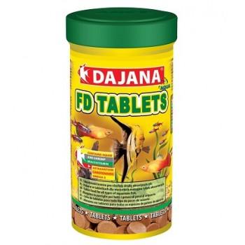 Dajana / Даяна Корм для рыб FD TROPICAL TABLETS таблетки 100мл DP050A