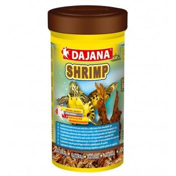 Dajana / Даяна Корм для рептилий SHRIMP сушеные креветки 250мл DP208B