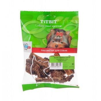 TitBit / ТитБит Вымя говяжье Мини - мягкая упаковка