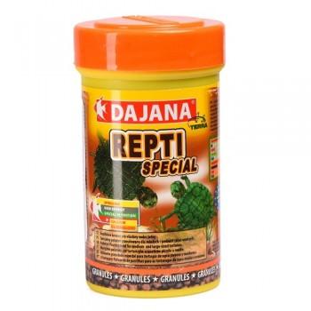 Dajana / Даяна Корм для черепах водных REPTI SPECIAL гранулы 100мл DP152A