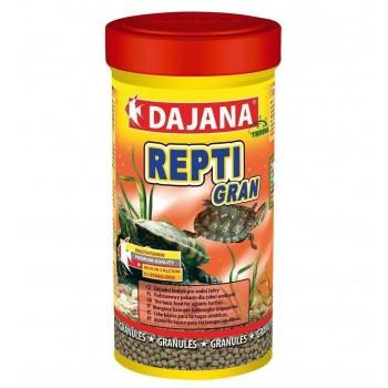 Dajana / Даяна Корм для черепах водных REPTI GRAN гранулы 100мл DP150A