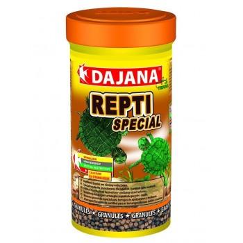 Dajana / Даяна Корм для черепах водных REPTI SPECIAL гранулы 250мл DP152B