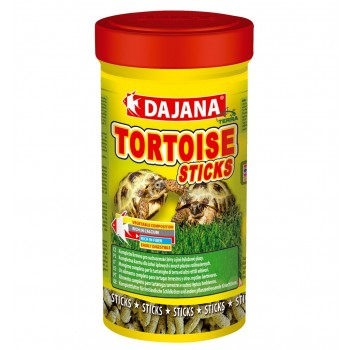 Dajana / Даяна Корм для черепах сухопут. TORTOISE STICKS палочки 250мл DP253B