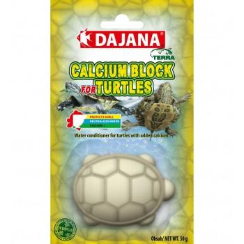 Dajana / Даяна Камень минеральный для вод/черепах CALCIUM BLOCK 50гр 1х8 DP132