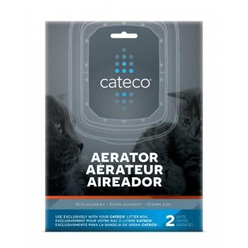 Canada Litter Рамка для сетки-аэратора туалета Cat Eco (запчасти, 2 шт)