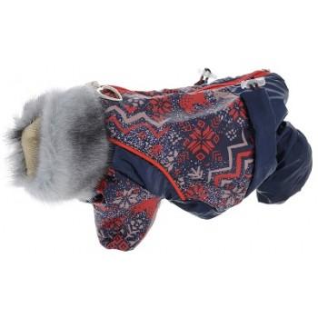 "Happy Puppy / Хэппи Паппи Комбинезон для собак ""Скандинавия""(кобель)-1"