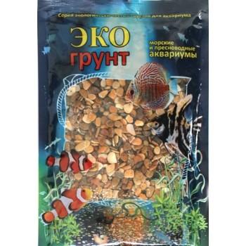 Эко Грунт галька КАСПИЙ № 2 (5-10 мм) 1 кг