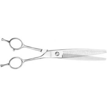 Еhaso / Эхасо Revolution ножницы филировочные односторонние 22 см 44 зубца