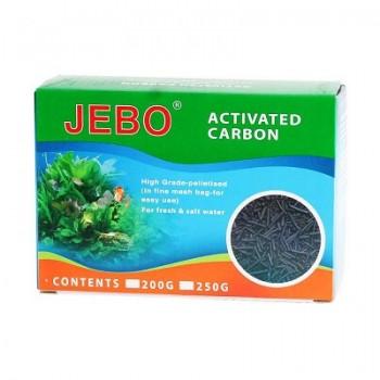 Jebo / Джебо Уголь активированный, 250 гр