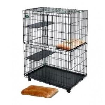 Midwest / Мидвест клетка для кошек Cat Playpens 89,5х59х120,6h см