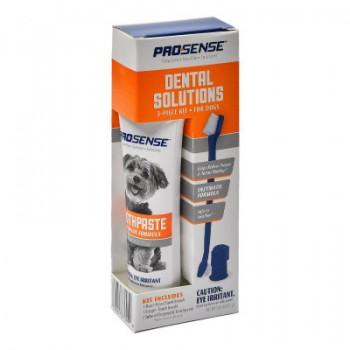 8 in 1 Набор Pro-Sense для ухода за зубами собак, Pro-Sense Dental Starter Kit 3 предмета